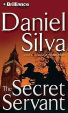 Unknown Artist The Secret Servant (Gabriel Allon Series CD ***NEW***