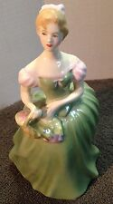 Royal Doulton CLARISSA Bone China Figurine HN2345 - Made in England-C 1967
