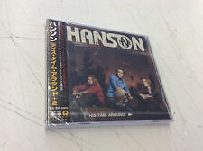 This Time Around by Hanson music CD NEW! JAPAN!