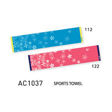 100% Genuine ONE PIECE OF YONEX Sport Towel AC1037, 100x22 cm, 100% Cotton