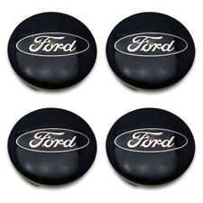 SET 4- FREE SHIPPING Ford Focus Edge Fiesta 6M21-1003 Wheel Center Caps Hubcaps