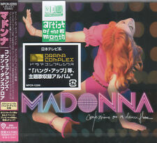 MADONNA CONFESSIONS ON THE DANCEFLOOR JAPAN JAPANESE CD WPCR-12200