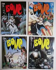 BONE Macchia Nera Jeff Smith n° 3-5-6-9