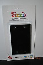 Sizzix Scrapbooking System Converter Use with Sizzlits Dies NIP