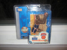MCFARLANE NBA LEGENDS WILLIS REED  BLUE JERSEY CHASE VARIANT NY KNICKS