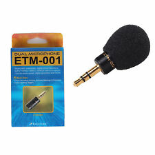 Edutige ETM-001 DUAL MICROPHONE voice recording & voice chatting + Free Shipping