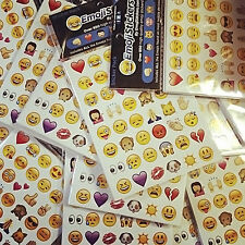 19x Emoji Sticker Pack 912 Die Cut Stickers for iPhone Instagram & Twitter Viny