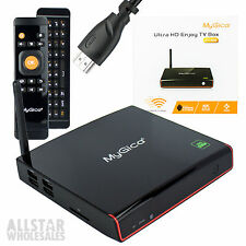 MyGica ATV1800e Android TV Box XBMC Streaming Media Player Quad Core Bluetooth