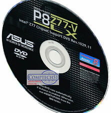ASUS P8Z77-V LX MOTHERBOARD DRIVERS M4614 WIN 8 & 8.1 DUAL LAYER DISK