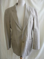 "Mens Suit Jacket - Dunnes Stores, 38"" REG., beige, casual, cotton, summer - 1474"