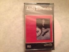 ANDY SUMMERS - POLICE- SPANISH CASSETTE SPAIN TAPE - ZYX