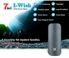 4500mA POWER BANK BATTERY CHARGER TORCH & GPS/GSM TRACKER ALARM - ANDROID/IPHONE