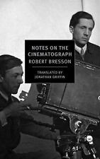Notes on the Cinematograph by Robert Bresson (2016, Paperback)