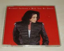 MICHAEL JACKSON Will You Be There CD Single 1993 4trk Austria
