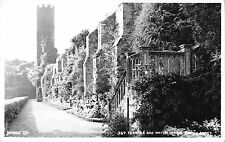 BR68472 terrace and watch tower battle abbey  uk  judges 367 real photo