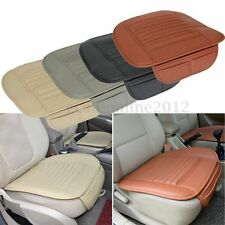 PU Cuir Voiture Auto Siège Chaise Couverture Pad Coussin Tapis Housse Protection