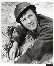 JEAN-PIERRE BELMONDO WEEK-END A ZUYDCOOTE 1964 WW2 VINTAGE PHOTO ORIGINAL #2