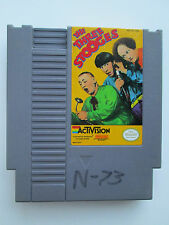 The Three Stooges (Nintendo NES, 1989) Game Only--Cleaned & Tested (NTSC/US/CA)