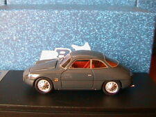 ALFA ROMEO SZ 1960 DARK GREY BBR BBR153B 1/43 GRIS MADE IN ITALY GRIGGIO