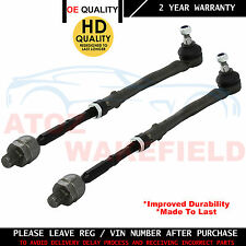 FOR BMW 3 SERIES E46 Z4 E85 INNER OUTER STEERING RACK TRACK TIE RODS ENDS PAIR