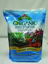 Espoma SS8 8-Quart Organic Seed Starter , New, Free Shipping