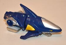 Bandai 2002 Power Rangers Bras Requin Bleu Deluxe Wild Force Megazord