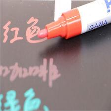 New Chalk Paint Marker Pen Tire Rubber Metal Glass Wood Stone Waterproof Oil Pen
