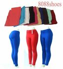 10 Color Spring Summer  One Size Sexy  Slim Stretch Footless Skinny Leggings NEW