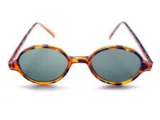 Oval Womens Sunglasses | Retro Cool | Brown Tortoiseshell Frames | 100% UV 400