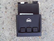 1995-1997 BMW E38 E39 Homelink Garage Door Opener Switch Control