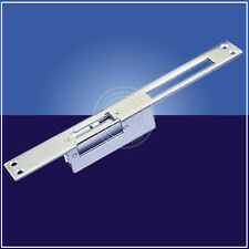 Steel Long Plate type Door Electric Strike Lock for Access Control Fail SecureNO