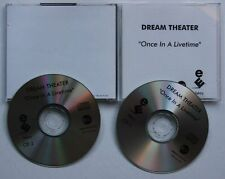 Dream Theater Once In A Livetime Ultrarare 2xCD-Acetate Inc. Fade Outs