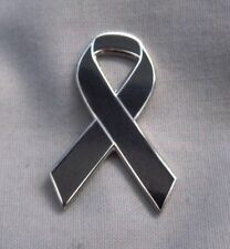***NEW*** Skin Cancer Awareness enamel badge. Charity, Melanoma