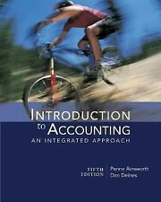Introduction to Accounting : An Integrated Approach by Penne Ainsworth and...