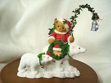 Cherished Teddies Santa Series 2010 Brenden  NIB