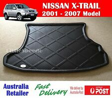 Nissan X-Trail Boot Liner Cargo Mat Trunk Tray Protector 2001 - 2007 Model