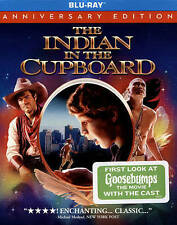 The Indian in the Cupboard (Blu-ray Disc, 2015, 20th Anniversary Edition)