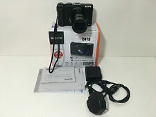 Sony Cybershot DSC-HX60 Digital Compact Camera (B-2419-2420)