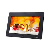 """10"""" HD LCD Digital Photo Frame Picture MP3 MP4 Movie Player Remote Control D1M5"""