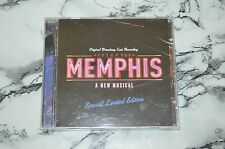 NEW - SEALED - Memphis - A New Musical (CD)