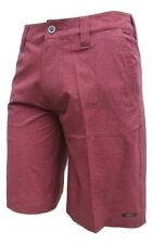 Oakley Mens Spark Dress Golf Short in Red Mahogany, Size 38 BNWT Authentic