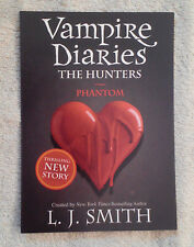 THE VAMPIRE DIARIES 8 POSTCARD Book Promo L. J. Smith The Hunters Phantom 1/3