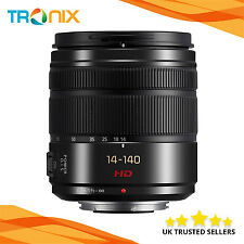Panasonic Lumix G Vario 14-140mm f/3.5-5.6 ASPH Lens + 3 years warranty