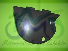 Yamaha XT500 XT 500 Seitendeckel links schwarz Verkleidung Side Cover black left