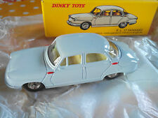 voiture miniature PANHARD PL 17 REEDITION DINKY TOYS 1/43