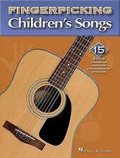 Fingerpicking Children's Songs by Hal Leonard Publishing Corporation...