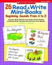 Read and Write Mini-Bks.: Beginning Sounds from A to Z : Interactive Stories...