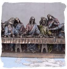 Das letzte Abendmahl Skulptur Leonardo da Vinci Sakrale Figur