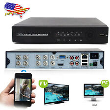 New 8CH HDMI CCTV DVR HD 1080P Video Record Audio PTZ For CCTV Security Camera
