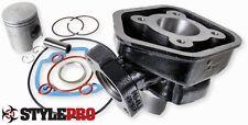 Zylinder Ersatz Zylinderkit Kolben 50ccm für Peugeot Speedfight 1 2 LC H2O 50ccm